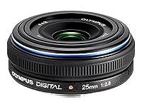 Olympus ZUIKO DIGITAL 25mm 1:2.8 Pancake Lens