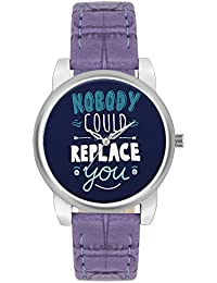 Wrist Watch For Women - BigOwl Analog Designer Branded Fashion Women's And Girl's Watch - Best Casual Analog Leather...