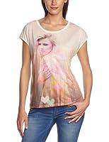 ONLY Damen T-Shirt 15078452/SIXY JRS BOX WW