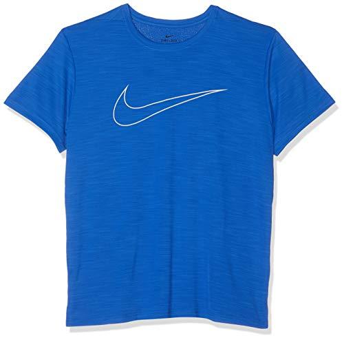 2xl Short Sleeve Shirt (Nike Herren M NK SUPERSET TOP Short Sleeve GFX T-Shirt, Game Royal/White, 2XL)