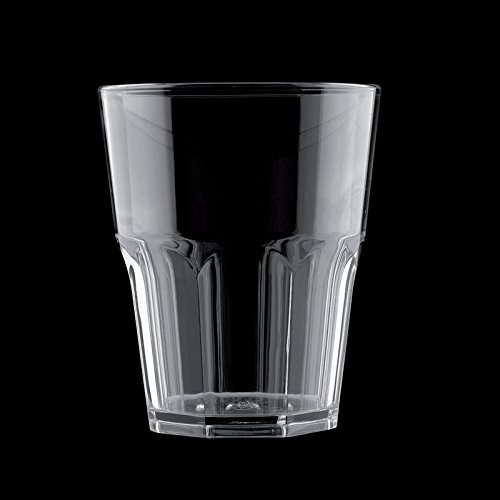 Gobelets réutilisables Rox 300 ml Transparent (8 gobelets Pro Unité)...