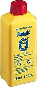 Pustefix - Botella de Recambio, 250 ml (Carrera 420869721)