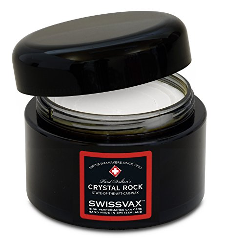 SWISSVAX Crystal Rock - Paul Dalton's state-of-the-art Carnauba-Glaze, 50ml