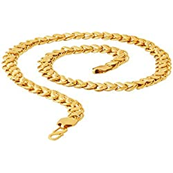 Voylla Stylish Gold Bold Chain Gift For Men