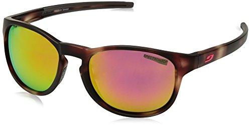 Julbo Resist Sonnenbrille Damen, Tortoise Brown/Pink