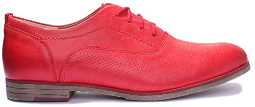 Justin Reece - 5200 donna Red FA