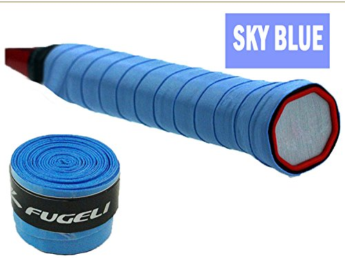 non-slip-overgrip-geotech-10-pcs-glossy-racket-racquet-grip-anti-slip-overgrip-flexible-absorb-sweat