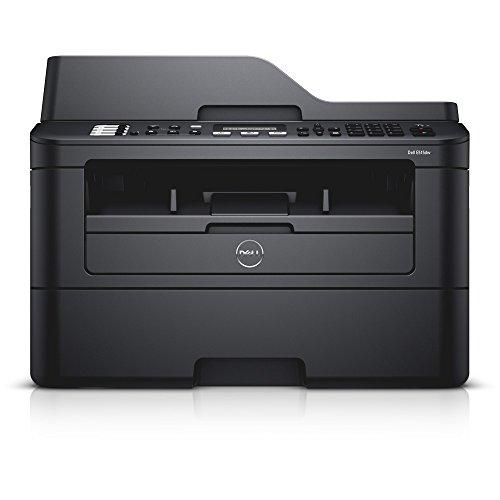Dell E515dw s/w netzwerkfähiges WLAN Multifunktionsgerät mit Duplexfunktion (Scanner, Kopierer, Drucker & Fax) - Nachfolger vom B1265dfw