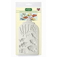 Idea Regalo - Pesce, alghe e coral stampo in silicone