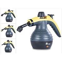 FRX MTS 1200 Watt Handdampfreiniger Handdampfer Dampfente Dampfreiniger Steam Cleaner