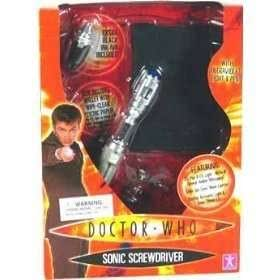 Dr Who Doctor Who 10th Sonic Screwdriver & Psychic Paper Wallet