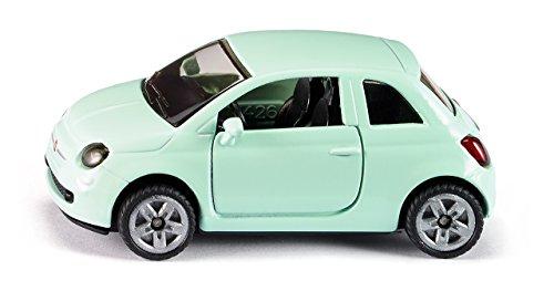 Siku 1453 - Fiat 500, Auto- und Verkehrsmodelle, Farbe sortiert