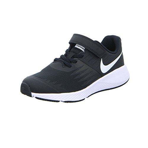 Nike Star Runner (PSV) 921443 001 Jungen Klettverschluss/Slipper Halbschuh (Nike-star)