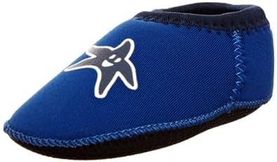 Koolsun Shorefeet Baby Neoprene Padder Soft Shoes (Blue, 0 - 6 Months)