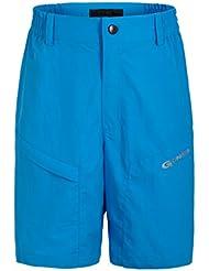 Gonso - Pantalón corto infantil, talla 16 años (170 cm), color azul brillante