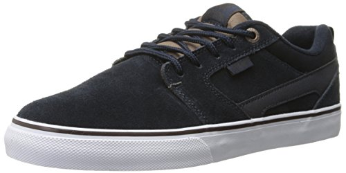 Etnies Rap Ct, Chaussures de Skateboard Homme Blau (480 , Navy/Brown/White)