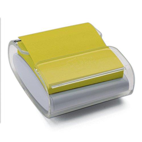 Post-it Pop-up Nota dispensador (wd-330-bk), color blanco 3 in x 3 in