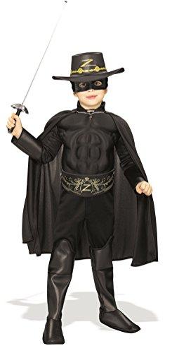Rubie's Offizielles Zorro Kostüm für Kleinkinder