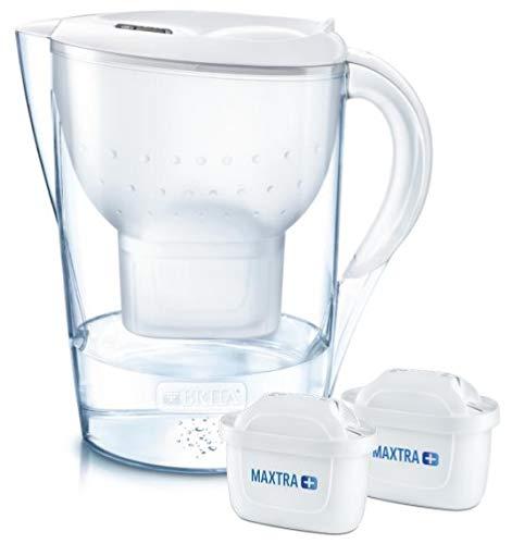 Brita Marella XL - Filtro de Agua (Filtro de Agua para Jarra, Blanco, 3,5 L, 2 L, Alemania, 256 mm)