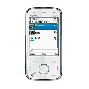 HMD-Nokia N86 Symbian Smartphone (White)