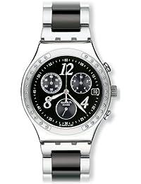 Swatch Unisex Erwachsene-Armbanduhr YCS485GC