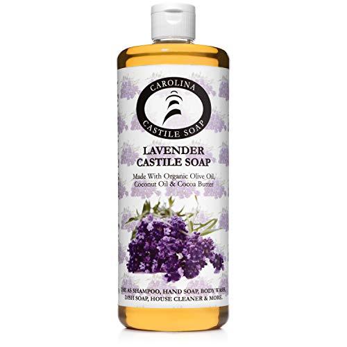 Jabón Castilla Lavanda | Lavender Castile Soap aceite