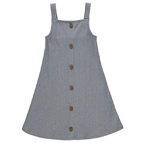 Firetrap Mädchen Kleid Kleid Gr. 11-12 Jahre, blau