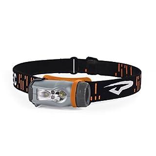 Princeton Tec Axis Headlamp (200 Lumens, Orange/Gray)