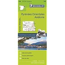 Pyrénées Orientales, Andorre : 1/150 000