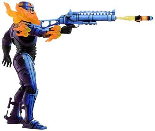'Neca Robocop VS Terminator (93' Video Game) 7Series 2-Rocket Launcher Robocop by NECA