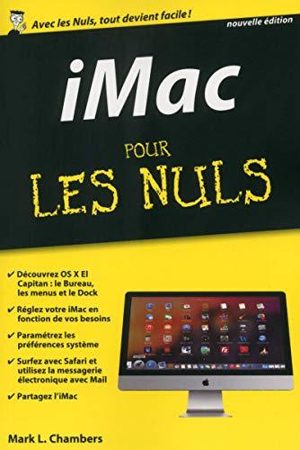 Mac, iMac, MacBook pour les Nuls poche par Mark L. CHAMBERS