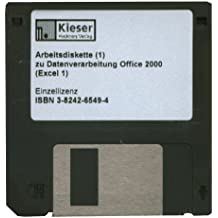 Datenverarbeitung Office 2000, 1 Diskette Excel. Einzellizenz