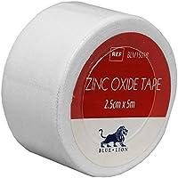 ZO Zinkoxid-Klebeband für Fingerknöchel, Blau, Löwe, einzeln verpackt, 2,5 cm, 48 Rollen preisvergleich bei billige-tabletten.eu