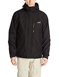 Helly Hansen Squamish Cis Shell Jacket, Hombre, Black, XL