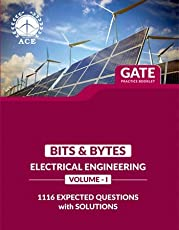GATE Practice Booklet 1116 Expected Questions with solutions for Electrical Engineering Volume 1