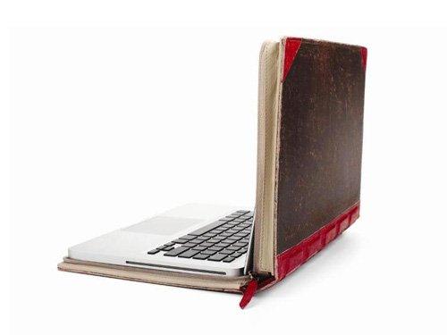 Twelve South BookBook Funda Cuero Apple Macboock 13
