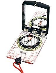 Suunto Kompass MC-2 SH MIRROR COMPASS, transparent, One size, SS004230012