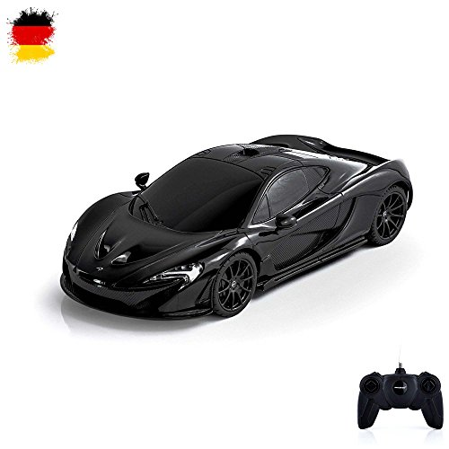 HSP Himoto Original McLaren P1, Auto license, RC Remote Control Car, official., 1 scale model: 24, Ready to Drive, Auto, includes remote control, New