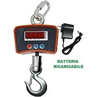 Dinamómetro/báscula digital hasta 1000kg