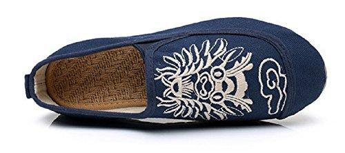 Tianrui Crown , Plateforme homme Bleu
