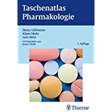 Taschenatlas Pharmakologie (German Edition)