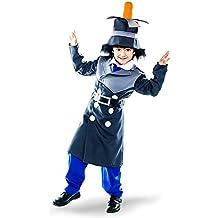 Disfraz de Inspector chiflado para niño