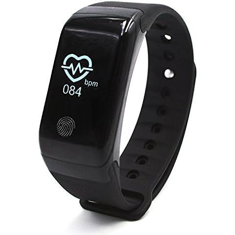 Toprime Smartband Sports Bracelet Health Movement Pedometer