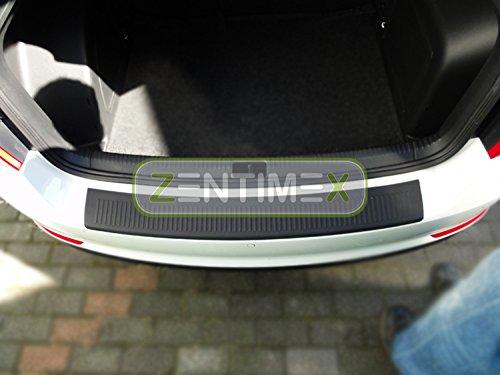 Interiormate Z734767 Ladekantenschutz fahrzeugspezifisch Kunststoff schwarz 3D-Oberfläche