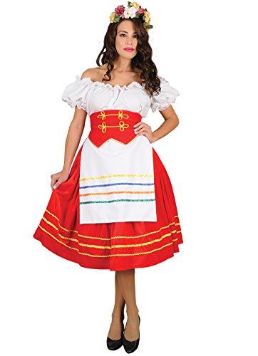 Stamco Disfraz Mujer Cosaca