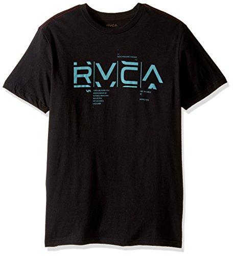 rvca-t-shirt-uomo-black-large