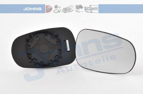 Johns 60 08 38-82 Verre Miroir pour rétroviseur extérieur