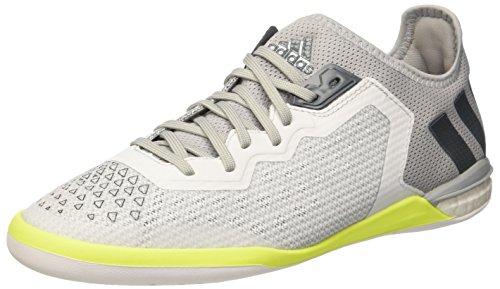 adidas Ace 16.1 Court, Scarpe da Calcio Uomo Multicolore (Crywht/Onix/Syello)
