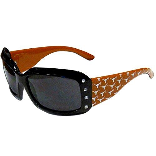 Siskiyou NCAA Damen Strass Designer-Sonnenbrille, Damen, CSG22W, Mehrfarbig, Einheitsgröße
