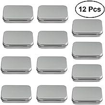 Suchergebnis auf Amazon.de für: metallbox klein mit deckel